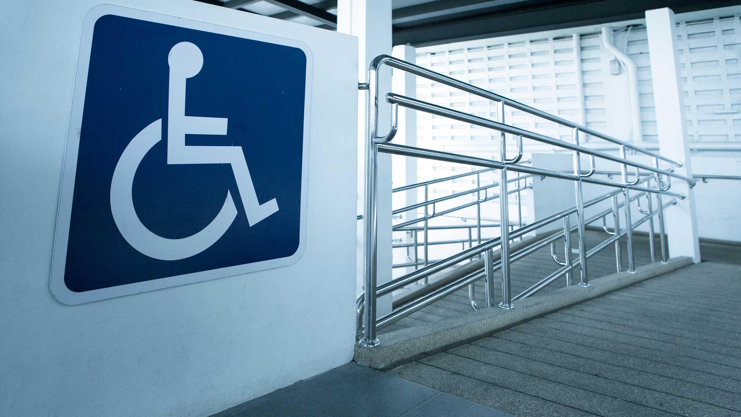 Norme e criteri Rampe per Disabili