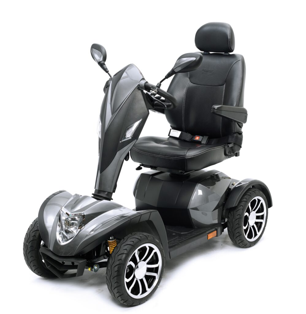 Scooter elettrico ENJOY no barriere